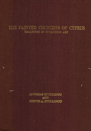 The_painted_churches_of_cyprus_Andreas_Stulianou_Judith_Stulianou