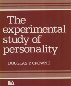 the_experimental_study_of_personality_crowne
