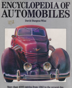 encuclopedia_of_automobiles_Wise_Burgess_David