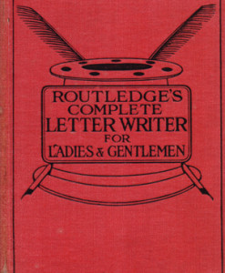 COMPLETE-LETTER-WRITING