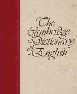 the-cambridge-dictionairy