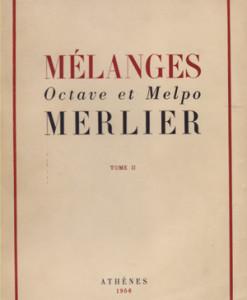 MELANGES