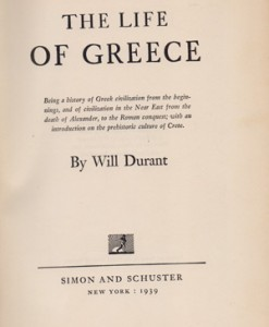 THE-LIFE-OF-GREECE-DURANT-WILL