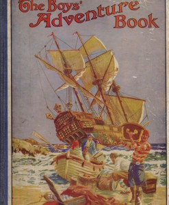 the boys adventure book