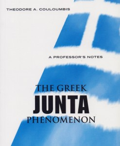 THE GREEK JUNTA