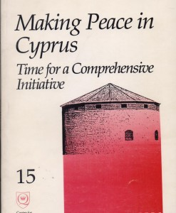 MAKING PEACE IN CYPRUS