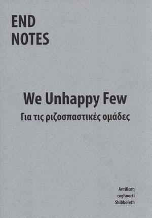 WE-UNHAPPY-FEW
